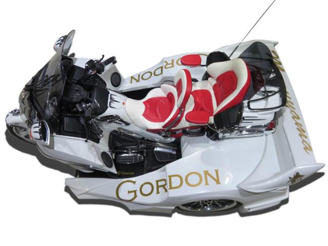 GORDON GL-1800 Type III トライク