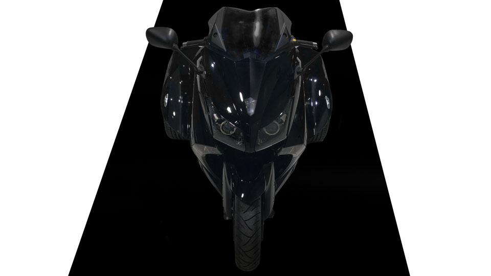 GORDON TMAX-530 トライク