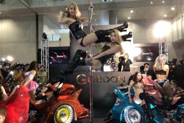 HIJACK DANCERS GORDON TRIKE Tokyo Auto Salon 2018