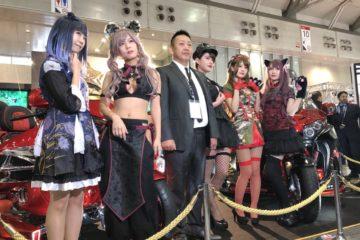 GORDON TRIKE Tokyo Auto Salon 2018