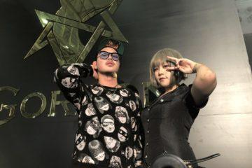 GORDON TRIKE Tokyo Auto Salon 2018 DJ