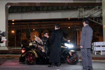 TRIKE - Koji Matoba on GORDON GL1800 TRIKE Type S - CONFLICT behind the scenes