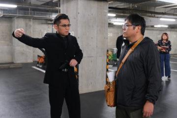 GORDON TRIKE - Koji Matoba - CONFLICT behind the scenes