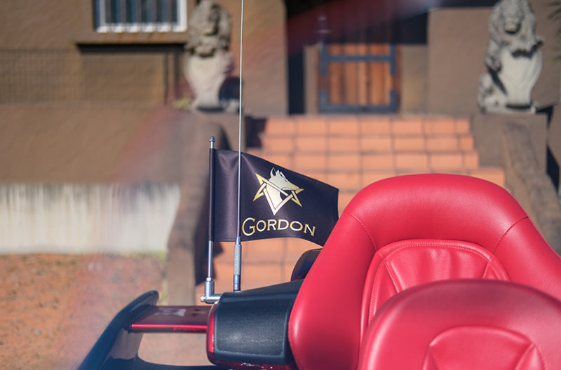 GORDON GL1800 トライクTypeⅣ 車検付き 映画 撮影使用 2019年オートサロン展示車両