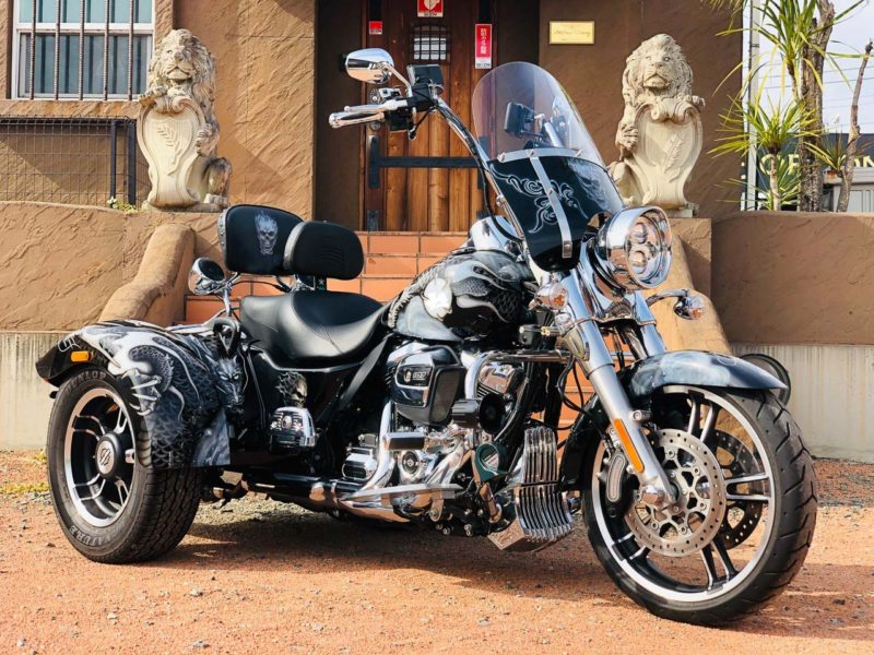 トライク HarleyDavidson FLTL trike