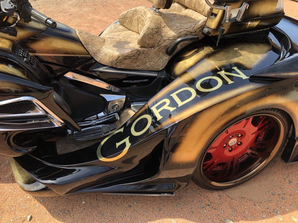 GORDON GL1800  トライク Type S