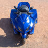 GORDON YAMAHA MAJESTY 250 TRIKE