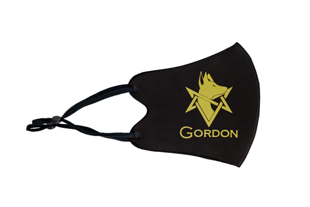 GORDONマスク ブラック
