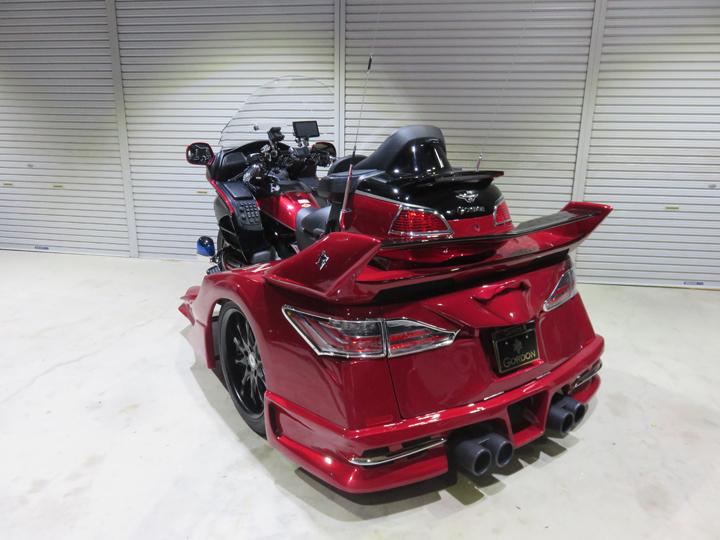 トライク ゴードン GL1800 Type3 トライク