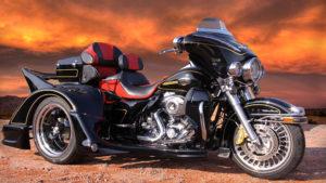 GORDON Harley Style Kit トライク