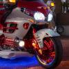 GORDON GL1800トライク タイプ1 白赤