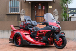 GORDON GL1800 TRIKE Type 4