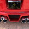 GORDON GL1800トライク TypeIV キャンディーレッド