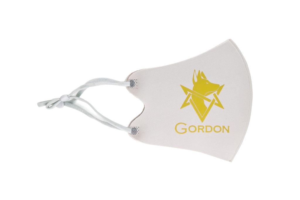 GORDONマスク グレー